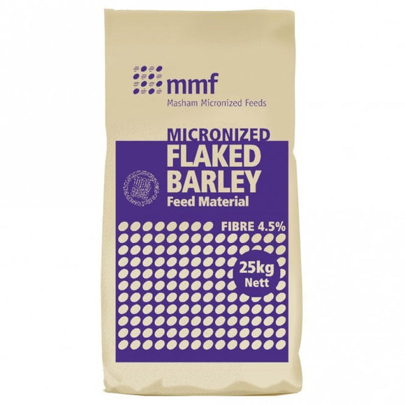 MMF Cooked Flaked Barley