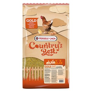 Versele Laga Country's Best Gold 1 & 2 Crumble 5kg