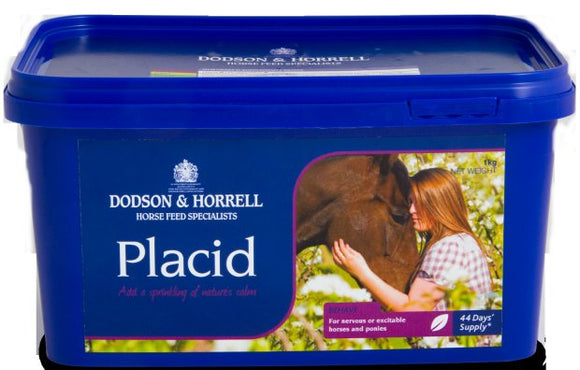 Dodson & Horrell Placid 1kg Tub