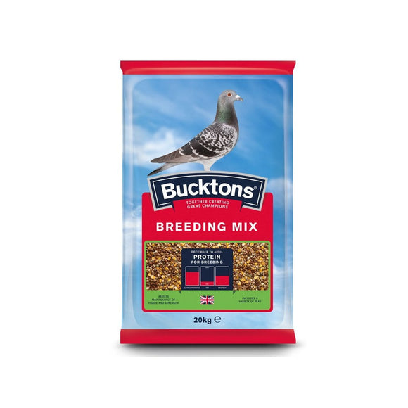 Bucktons Breeding Mix 20kg