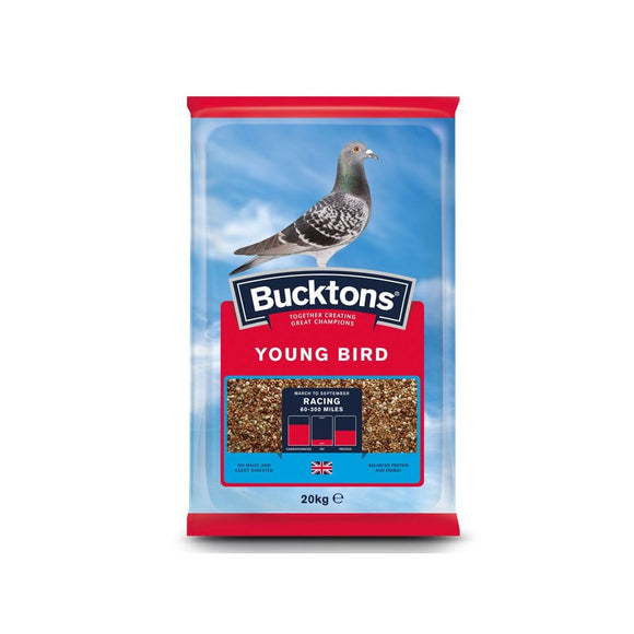 Bucktons Young Bird Mix 20kg