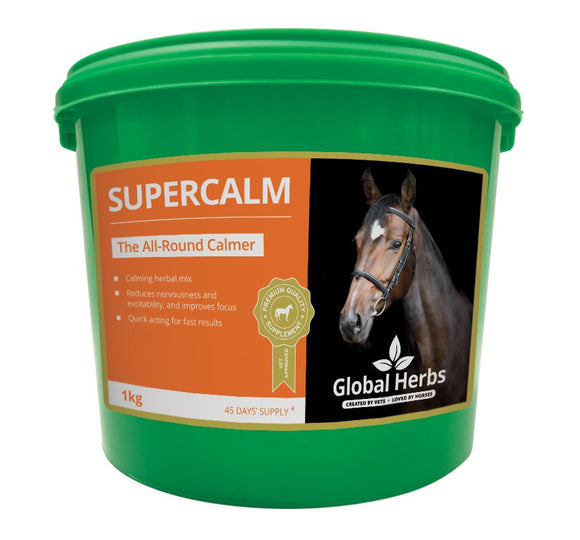 Global Herbs Super Calm 1kg