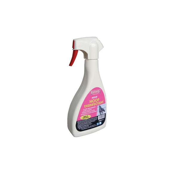 Equimins Hoof Disinfectant Spray 500ml