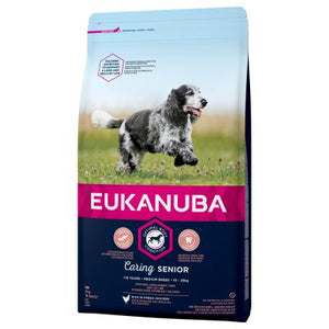 Eukanuba Caring Senior Medium Breed 2kg