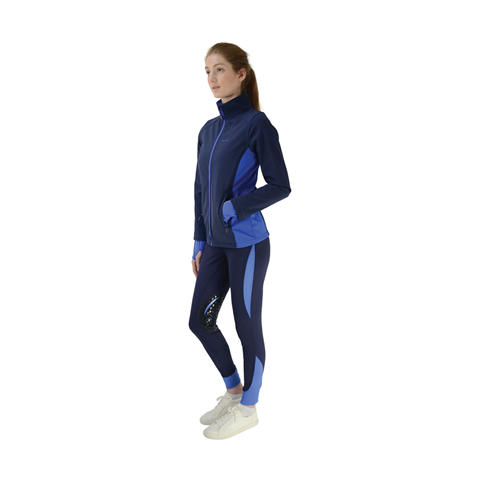 HyFASHION Sport Active Softshell Jacket Navy/Blue