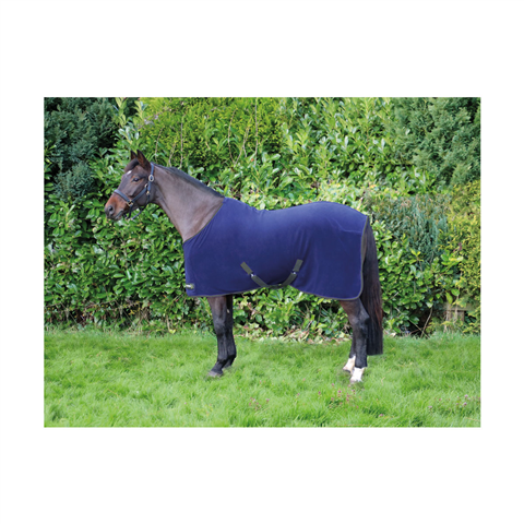 StormX Original Snug Fleece Rug Navy/Grey
