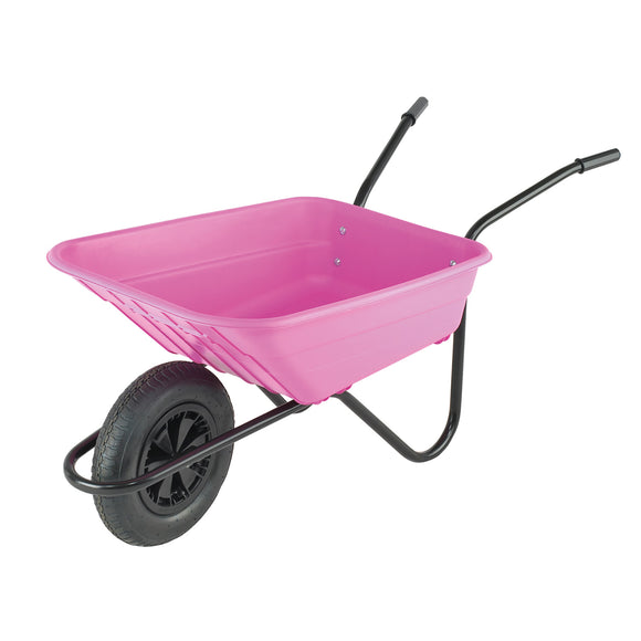 Multi-Purpose Wheel barrow Pink