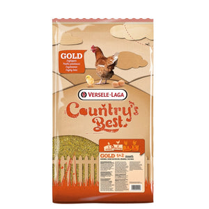 Versele-Laga Country's Best Gold 1 & 2 Poultry Starter Mash 5kg