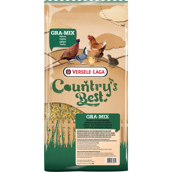 Versele-Laga Country Best - GRA-MIX Chick & Quail 4kg