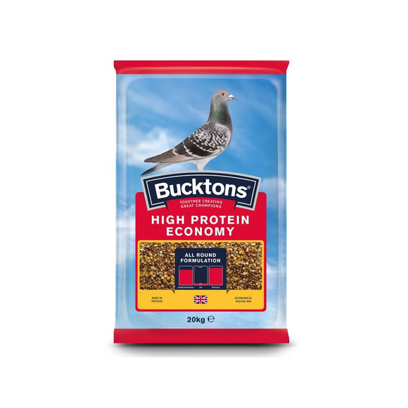 Bucktons High Protein Economy 20kg