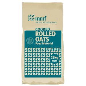 MMF Cooked Rolled Oats