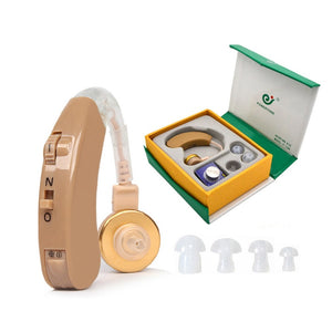 Hearing Aids Behind Ear Adjustable Health Care