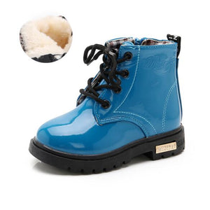 Leather Boots for  kids