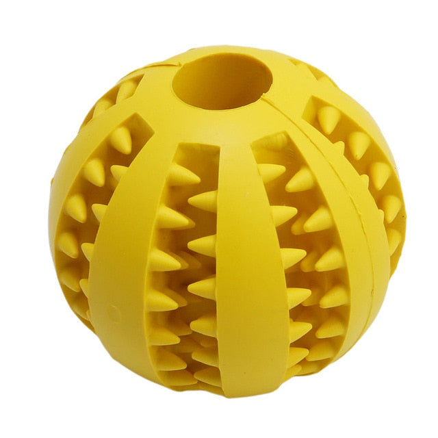 New Pet Dog Toy Interactive Rubber Balls
