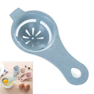 Egg Beater Manual Self Turning Stainless Steel