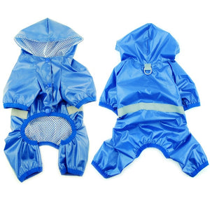 Pet Dog Waterproof Raincoat