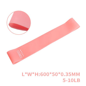 Elastic Bands For Fitness Gum