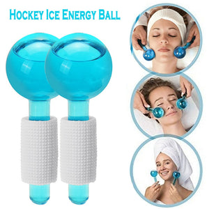 Ice Globes Water Wave For Face and Eye Massage