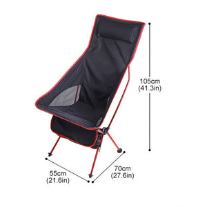 Outdoor Portable Folding Chair