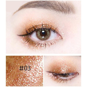 Non-blooming Pearle Glitter Liquid Eyeshadow