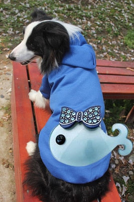 Hoodie Dog Clothes