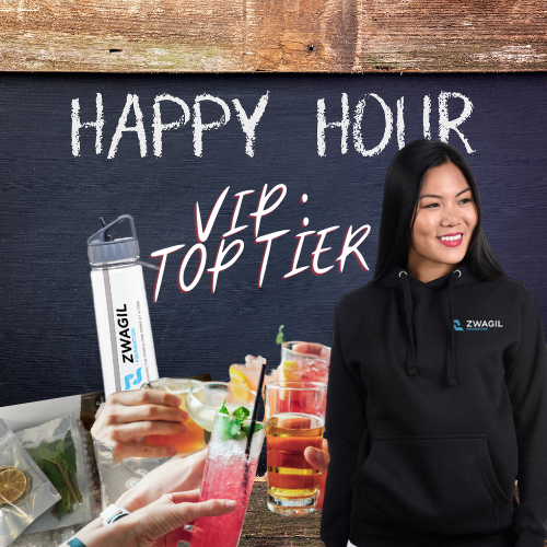 VIP Top Tier- Partner Spotlight: Earth Day Happy Hour