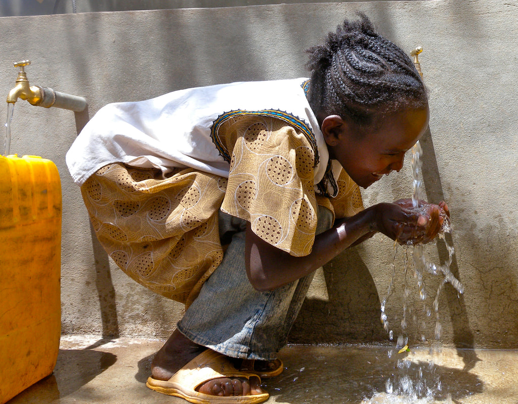 • Every two minutes a child dies from a water and sanitation-related disease. • Nearly 1 million people die each year from water, sanitation and hygiene-related diseases.
