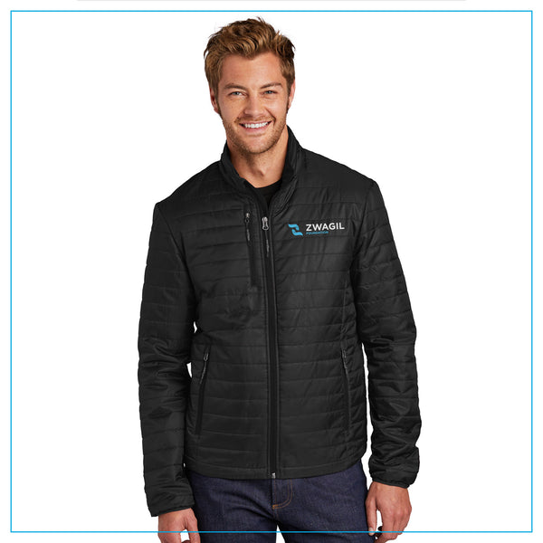 Zwagil Foundation Puffer Jacket