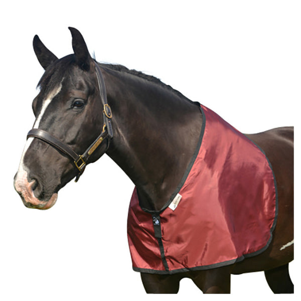 Bossy's Bibs Rug Protection Burgandy