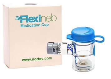 Flexineb 2 Medication Cup - Special Blue (Slow)