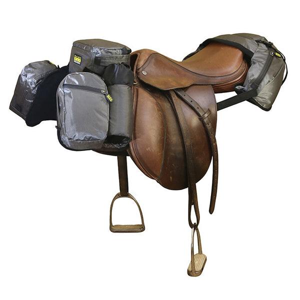 TrailMax English Saddlebag - Cantle Bag