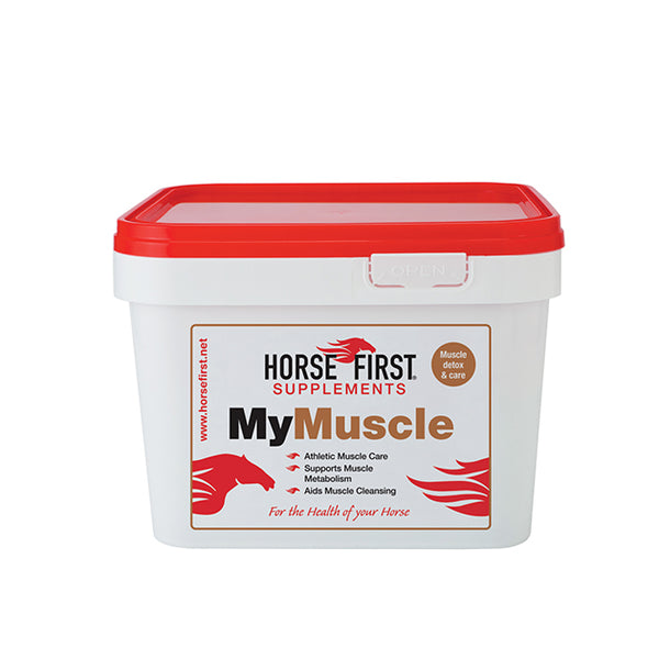 My Muscle - Ease Muscle Fatigue For Maximum Performance