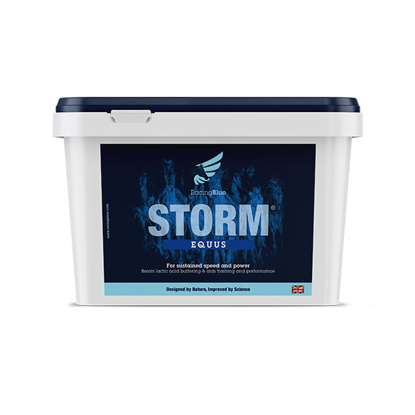 Storm® Equus - Boosts buffering in muscle, aids training and improves performance