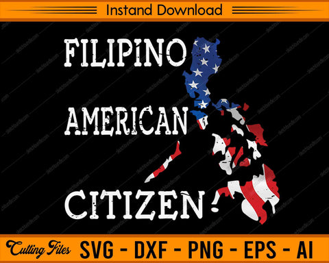 Filipino American Veterans Day SVG PNG Cutting Printable Files