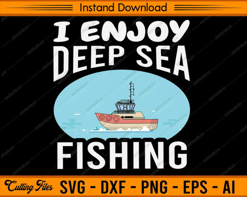 Download Fishing Svg Print Ready Cutting File For Cricut And Silhouette Sketchbundle