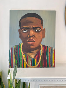 Biggie Painting