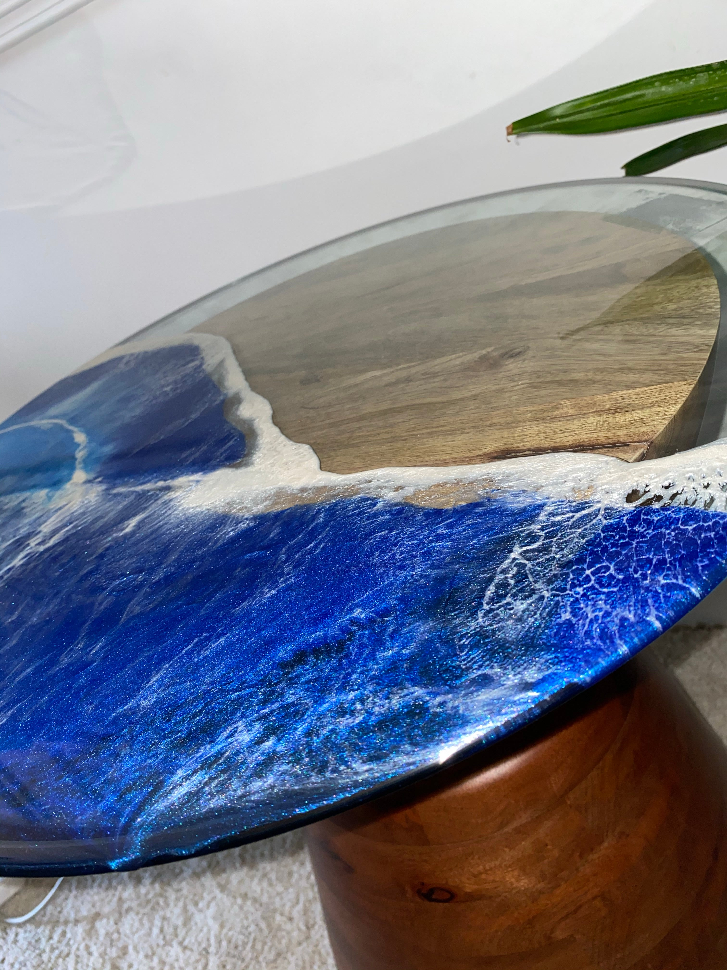 Waves Table Top