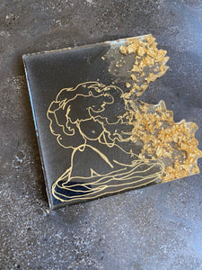 Goddess Coaster Set