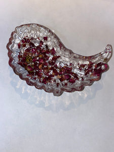 Rose Jewelry Dish