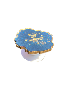 Blue/Gold PopSocket