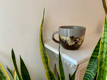 Load image into Gallery viewer, Cracked Gold Moonstone Mug