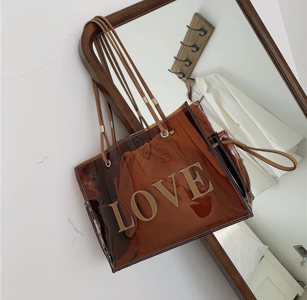Love Tote - Styled by Zubaidah