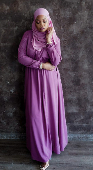 Rosewood Aisha Dress - Styled by Zubaidah