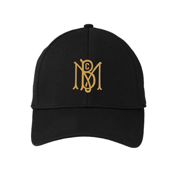 McBrayer Monogram Fitted Hat