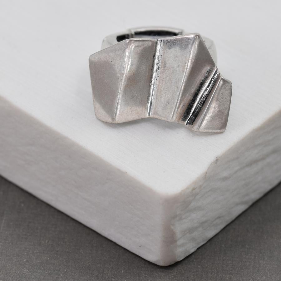 Edges Stretch Ring