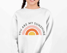 Load image into Gallery viewer, You Are My Sunshine Children's Sweatshirt