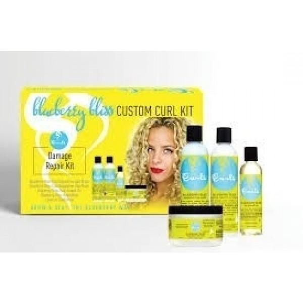 Curls Blueberry Bliss Custom Curl Damage Repair Kit