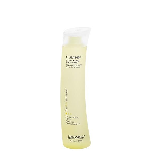 Giovanni Cosmetics -- Cleanse Moisturizing Body Wash Cucumber Song 310 ml