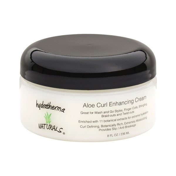 Hydratherma Naturals - Aloe Curl Enhancing Twisting Cream 236 ml