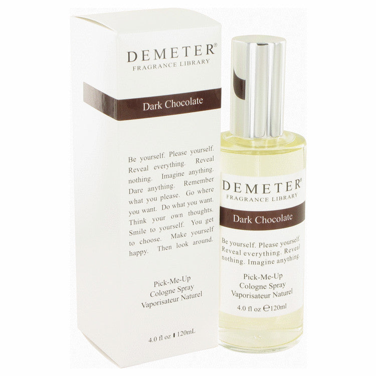 Demeter Dark Chocolate by Demeter Cologne Spray 4 oz for Women-Fragrances for Women-American Fragrance SHOP®